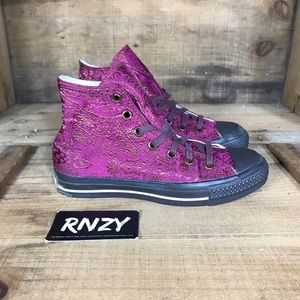 Converse Chuck Taylor Embroidered Bordeaux